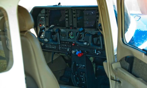Cessna 172 - Garmin 1000